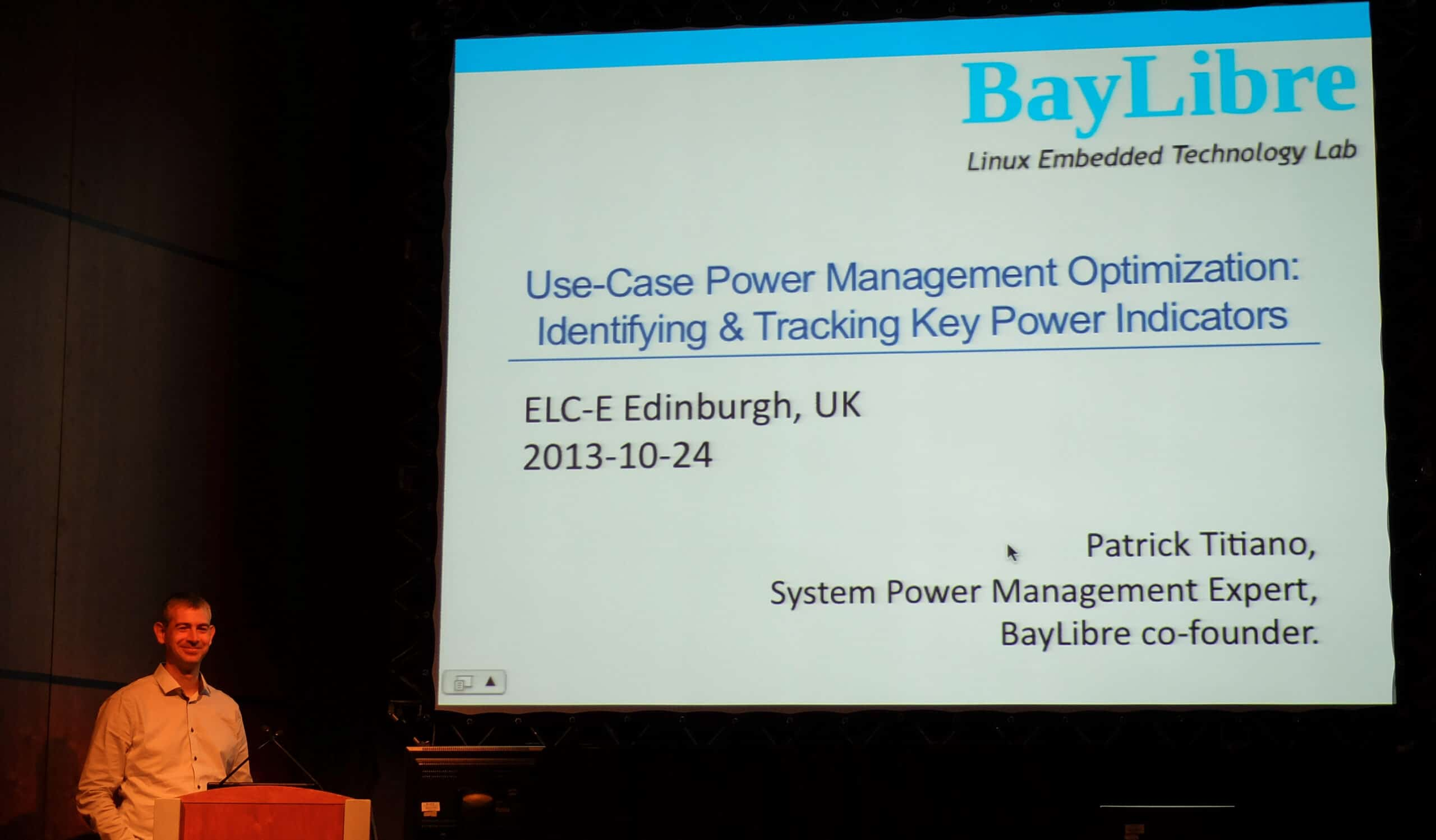 Linux power management: The documentation I wanted to read