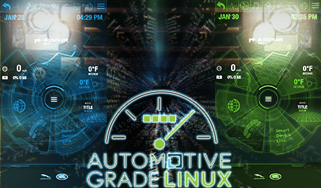 Embedded Automotive Grade Linux