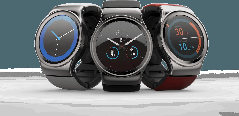 BayLibre smartwatch developer