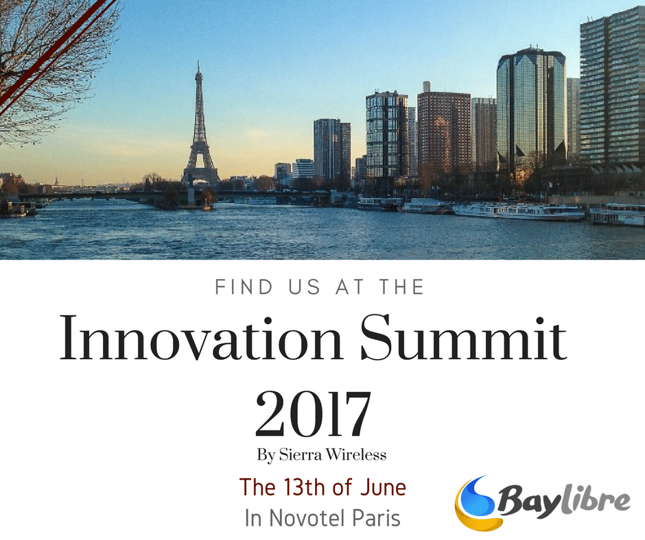 Innovation summit IOT