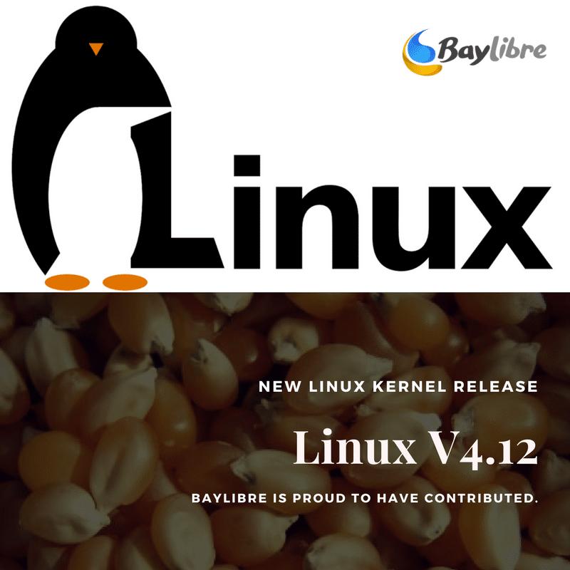 Linux V4.12